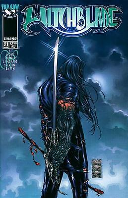 Witchblade (1995-2015) #21