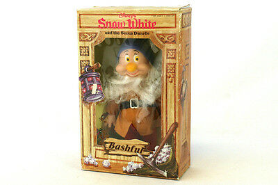 """6.5"""" Disney's Bashful Doll From Snow White And The Seven Dwarfs"""