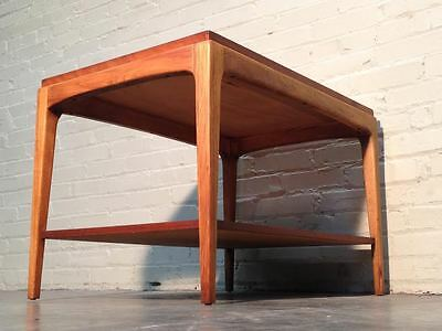 MID-CENTURY DANISH MODERN END TABLE / NIGHTSTAND  ~  FROM LANE RHYTHM COLLECTION