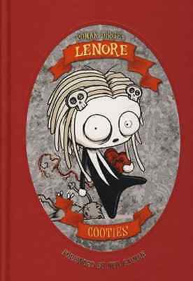 Lenore: Cooties (Colour Edition) - Dirge, Roman NEW Hardcover 26 Oct 2010