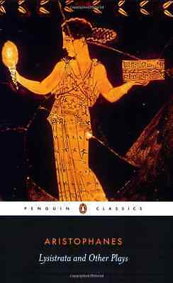Lysistrata and Other Plays (Penguin Classics) - Paperback NEW Aristophanes 2003-