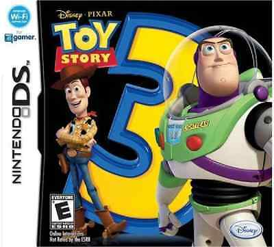 Toy Story 3: The Video Game  (Nintendo DS, 2010) DSI XL NEW