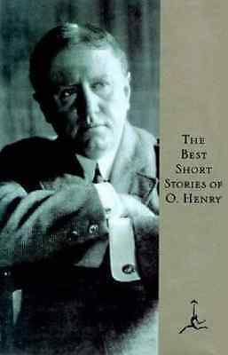 Best Short Stories of O.Henry (Modern Library) - Henry, O. NEW Hardcover May 199