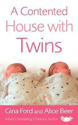 A Contented House with Twins - Paperback NEW Ford, Gina 2006-09-28