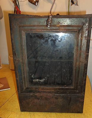 Antique STOVE TOP OVEN For CAMPING, CABIN OR KITCHEN Great Cond.