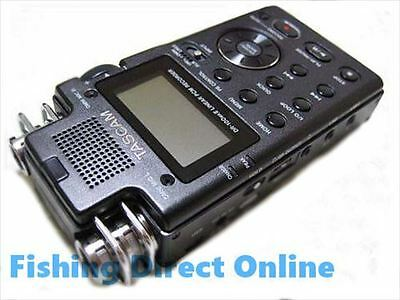 TASCAM DR-100MK2 Portable Digital Recorder  Color Black from Japan New