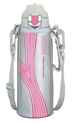 THERMOS Vacuum Insulation Sports Bottle 1.0L FFF-1000F P from Japan New
