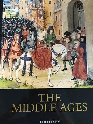 The Middle Ages New Book Famous Art Work Royal History Of England Book