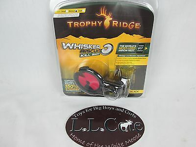 RED Whisker Biscuit Arrow Rest Trophy Ridge Kill Shot Archery Compound Bow