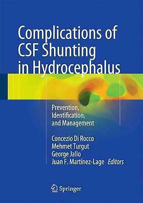 Complications of Csf Shunting in Hydrocephalus: Prevention, Identification, and
