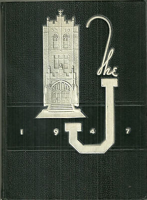 1947 Joliet Township High School  Yearbook Illinois