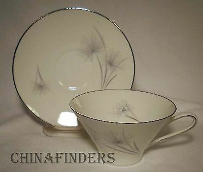 HUTSCHENREUTHER china CARIBE pattern Cup & Saucer