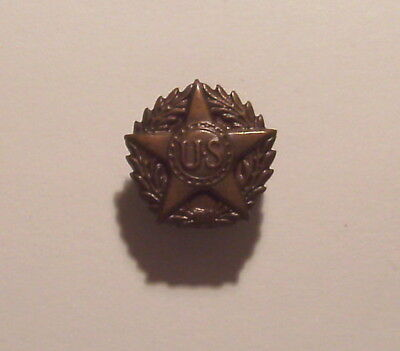 WW I Veteran Honorable Discharge LAPEL PIN Button Hole