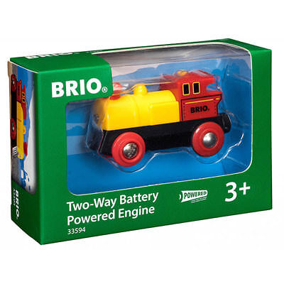 BRIO 33594 Two Way Battery Powered Engine Headlight for Wooden Train Set