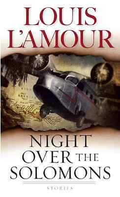 Night Over the Solomons - L'Amour, Louis NEW Paperback 31 May 1999