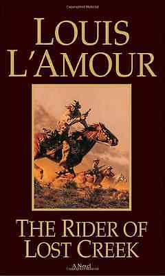 The Rider of Lost Creek - Paperback NEW L'Amour, Louis 1999-05-31