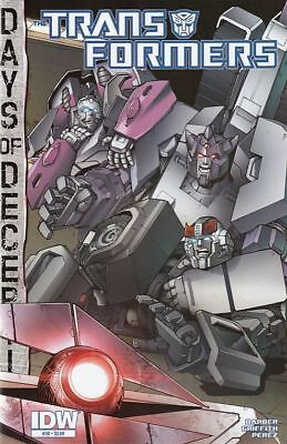 The Transformers #38 Reg Cover (Idw Comics)