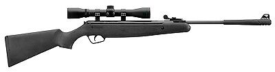 Stoeger X-10 X10 .177 Pellet Air Rifle with 4x32 Scope Black Synthetic Stock New