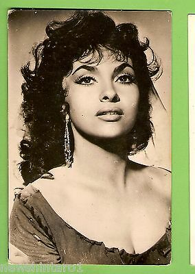 #f.  Movie Fan  Card -  Gina Lollobrigida