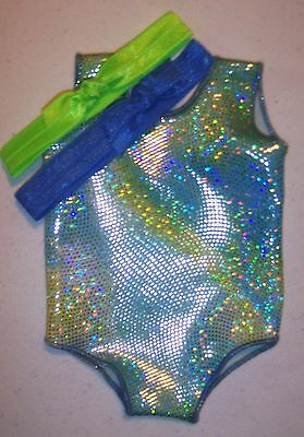 "Gymnastics Dance Leotards, Swimsuit, Clothing to fit 18"" American Girl Dolls"
