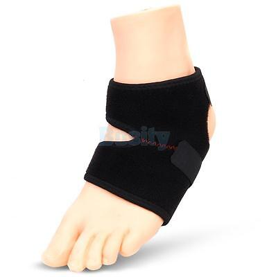 Footful Elastic Ankle Brace Support Wrap Bandage Guard Sports Gym Protector