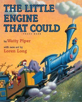 The Little Engine That Could by Piper, Watty