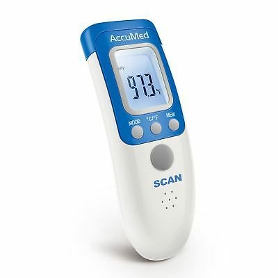 AccuMed AT2102 Infrared Medical Thermometer Non-Contact Instant-Read Handheld