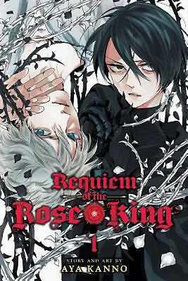Requiem of the Rose King by Aya Kanno (English) Paperback Book
