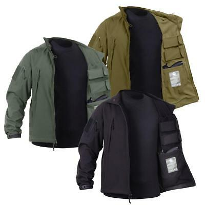 Rothco Concealed Carry Waterproof Soft Shell Jacket
