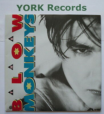 """BLOW MONKEYS - It Doesn't Have To Be This Way - Ex Con 7"""" Single RCA MONK 4"""