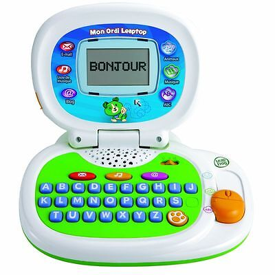 LeapFrog MyOwnLeaptopScout / MonOrdiLeaptop, FRENCH ONLY - BRAND NEW / RX23A/30