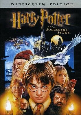 Harry Potter and the Sorcerer's Stone DVD Region 1