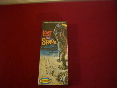 "LOST IN SPACE "" ONE EYED MONSTER ""  POLAR LIGHTS MODEL KIT FACTORY CELLO SEALED"