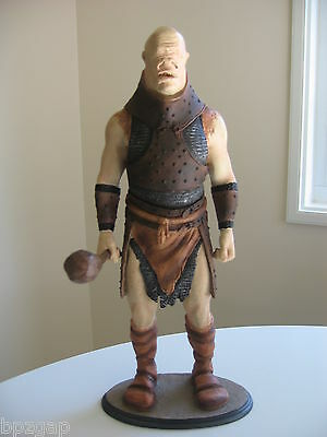 DISNEY NECA THE CHRONICLES OF NARNIA ARMOURED CYCLOPS