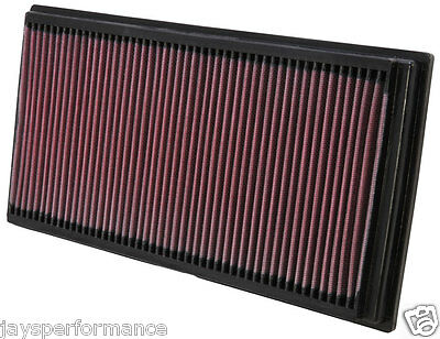 K&n High Flow Performance Air Filter Element Golf Mk4