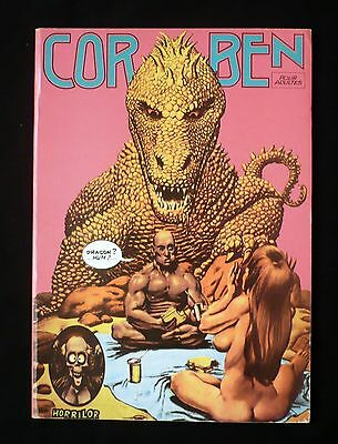 CORBEN Horrilor EO très RARE