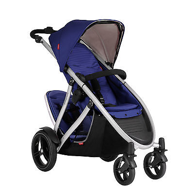 Baby Jogger City Tour Stroller Cobalt Similar to Nano Brand New Free Shipping