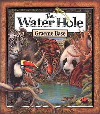 The Water Hole - Base, Graeme NEW Hardcover 24 Sep 2001