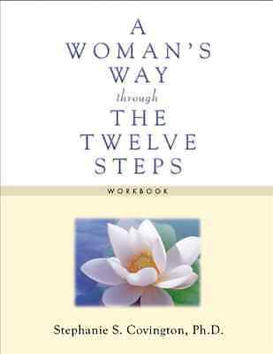 Woman's Way Through the Twelve Steps Workbook - Paperback NEW Covington, Step 20