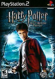 Harry Potter and the Half Blood Prince - PlayStation 2 by