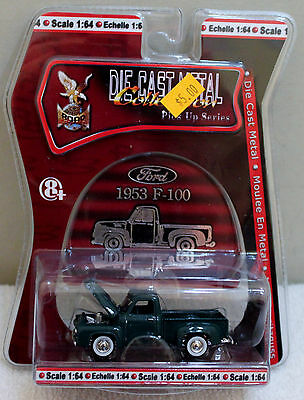 1:64 Scale 1953 Ford F-100 Pick-up Truck by Yat Ming !