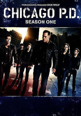 Chicago P.D.PD ~ Complete 1st First Season 1 One ~ BRAND NEW 3-DISC DVD SET