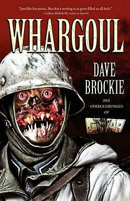 NEW Whargoul by Dave Brockie Paperback Book (English) Free Shipping