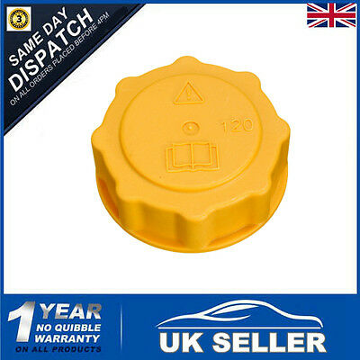 NEW Radiator Expansion Tank Cap For Ford Connect, Escort, Fiesta, KA, Focus