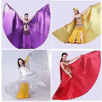Egypt Belly Wings Dancing Costume Belly Dance accessories No Sticks Perfect