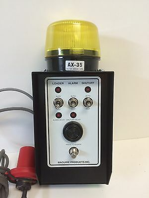 New Maguire Products Mpl-A Venturi Loader W/alram Module Ax-35