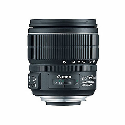 Canon EF-S 15-85mm f/3.5-5.6 IS USM *NEW*