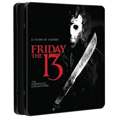 Friday The 13th: Complete Collection Blu-ray Region A, BLU-RAY