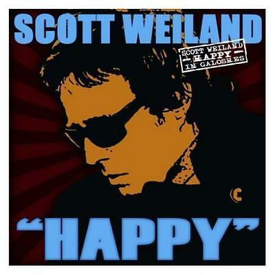 Scott Weiland Happy In Galoshes 2-CD NEW SEALED Stone Temple Pilots