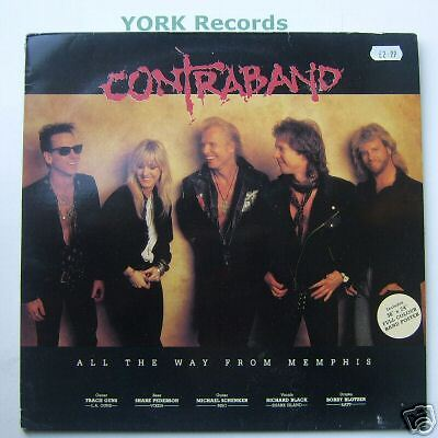 """CONTRABAND - All The Way From Memphis - Ex 12"""" Single"""